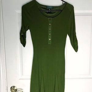 Ralph Lauren Calf Length Causal Dress